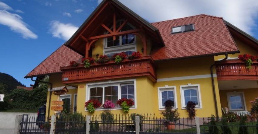 Апартаменты с видом на жемчужину Солнечной Стороны Альп – озеро Bled