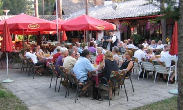 Ресторан и кафе Šobec 4